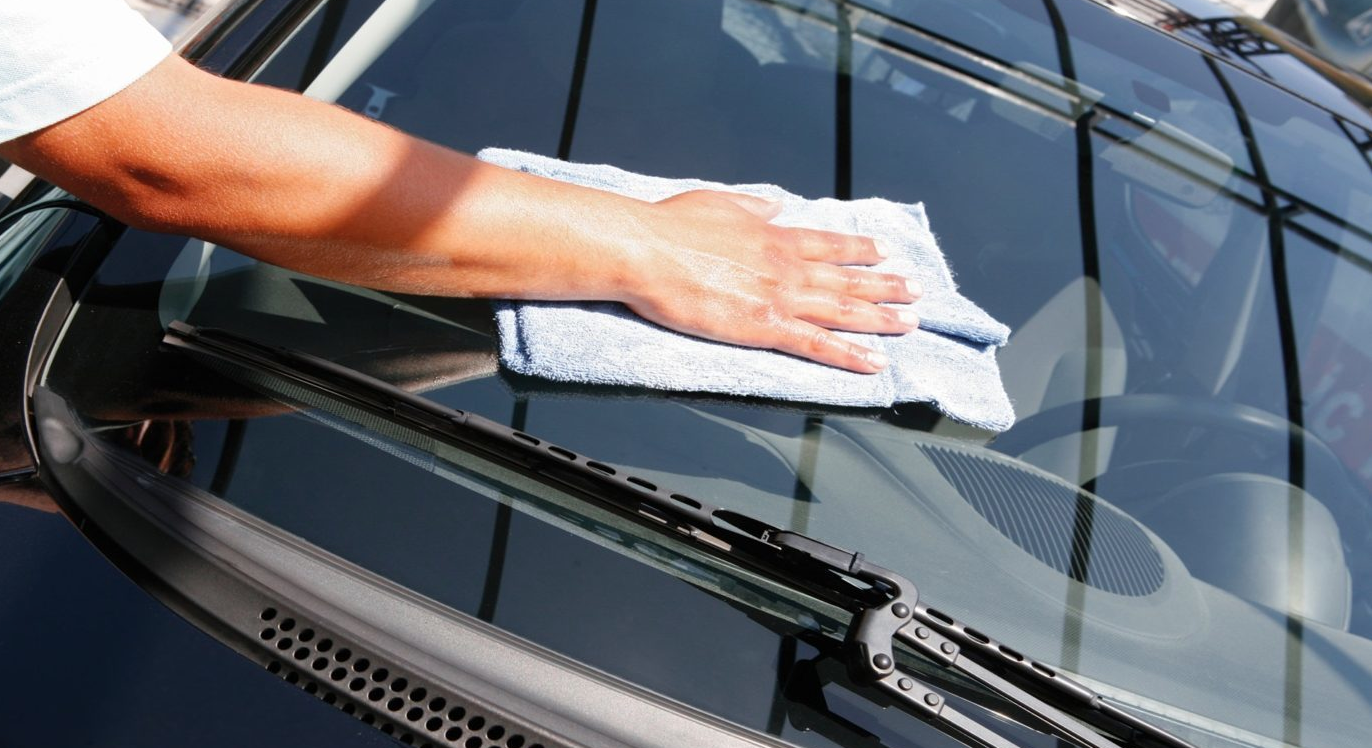 Car Glass Care
